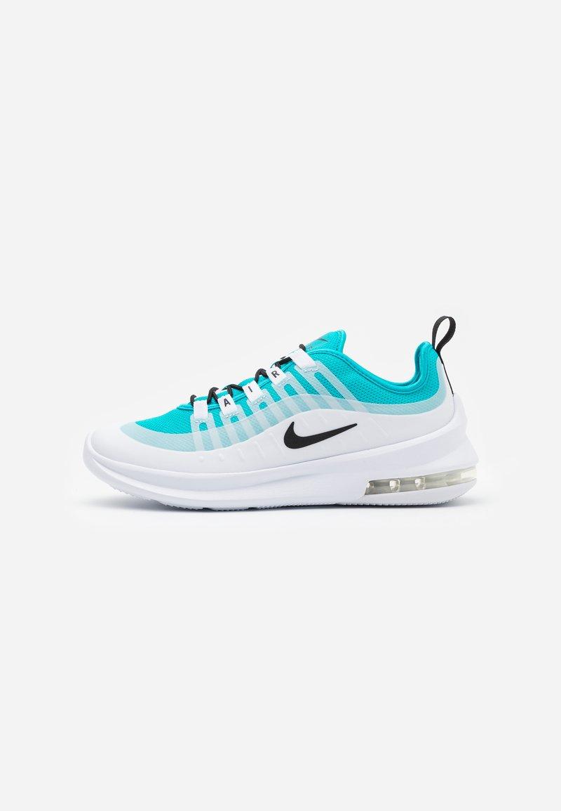 Nike Sportswear - AIR MAX AXIS - Sneaker low - oracle aqua/black/white