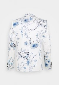 Twisted Tailor - BLOSSOM SUIT - Suit - white blue - 2