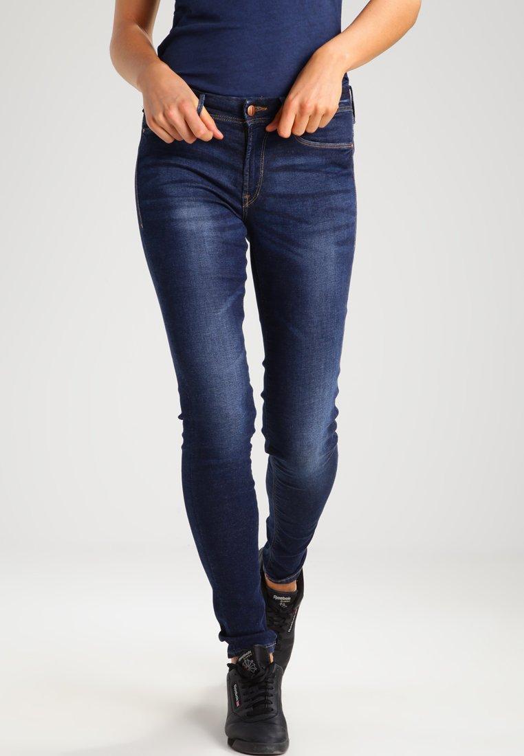 ICHI - ERIN IZARO - Slim fit jeans - medium blue