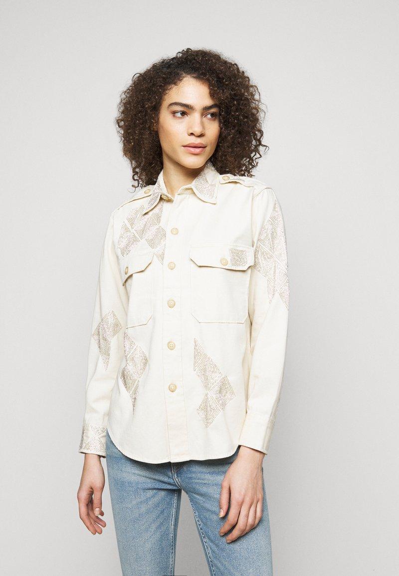 Polo Ralph Lauren - Košile - english cream