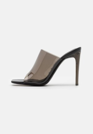 YBENDAVIEL - Heeled mules - black