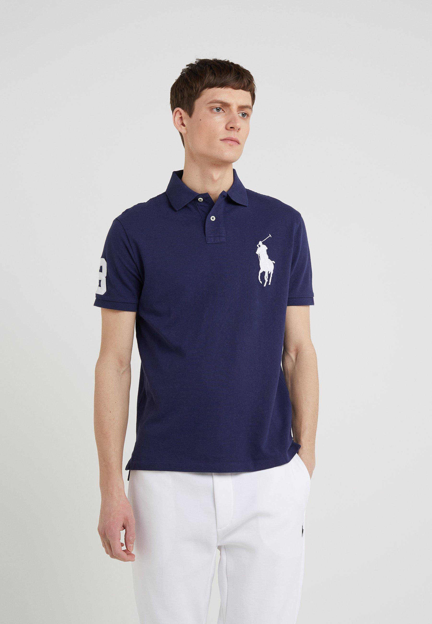 Men BASIC - Polo shirt