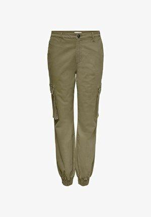 ONLTIGER  - Pantalones - covert green