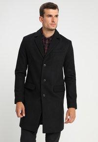 Pier One - Classic coat - black - 0