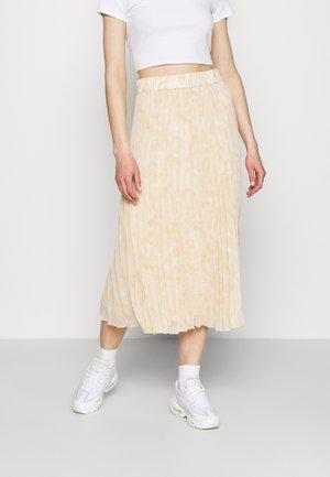 LAURA PLISSÉ SKIRT - A-line skirt - summer