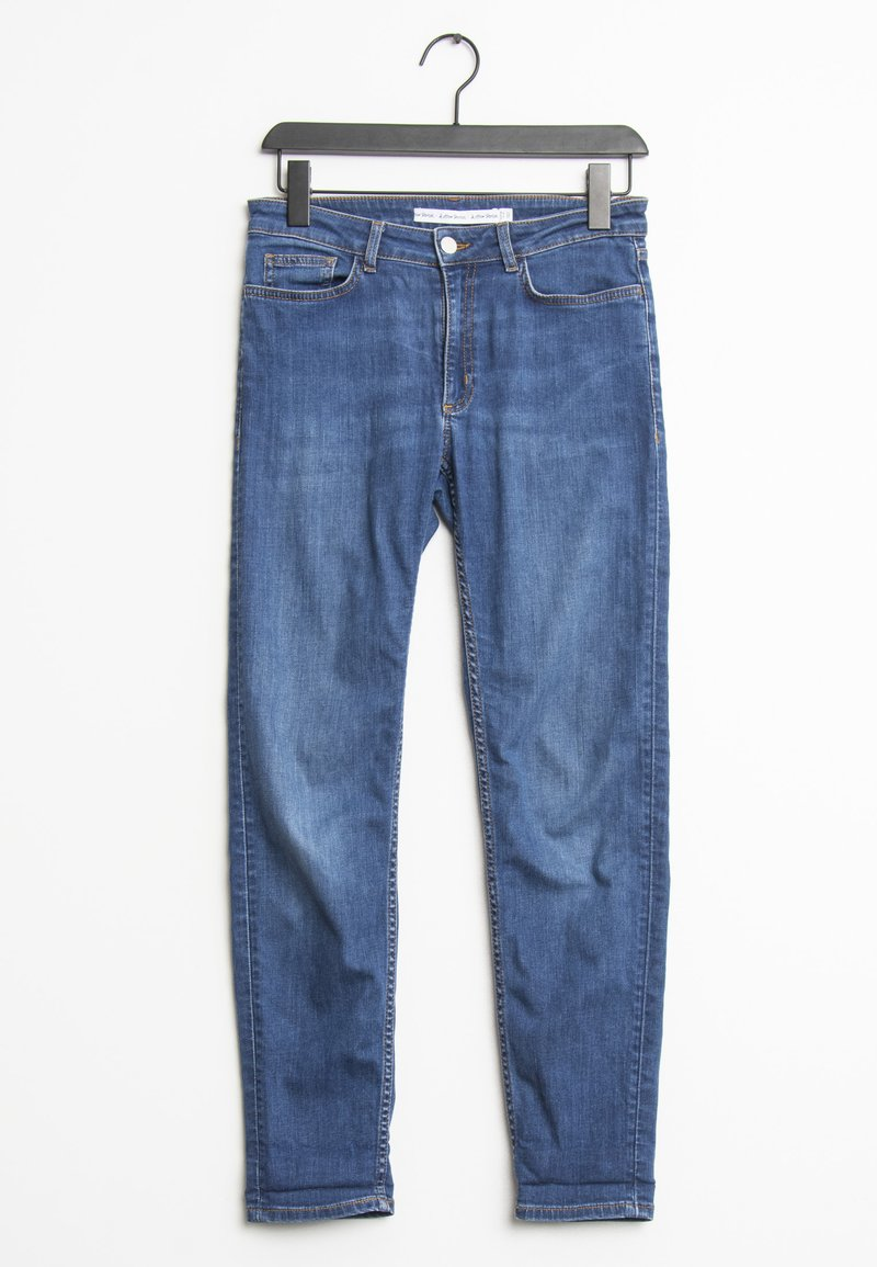 & other stories - Straight leg jeans - blue