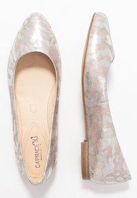 Caprice - Ballet pumps - taupe - 3