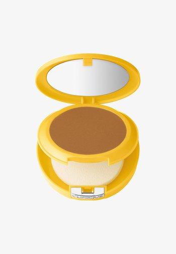SUN SPF30 MINERAL POWDER MAKE-UP - Powder - bronzed