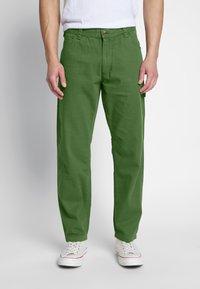 Dickies - FAIRDALE - Trousers - dark olive - 0