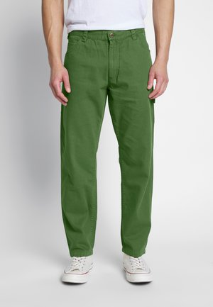 FAIRDALE - Trousers - dark olive
