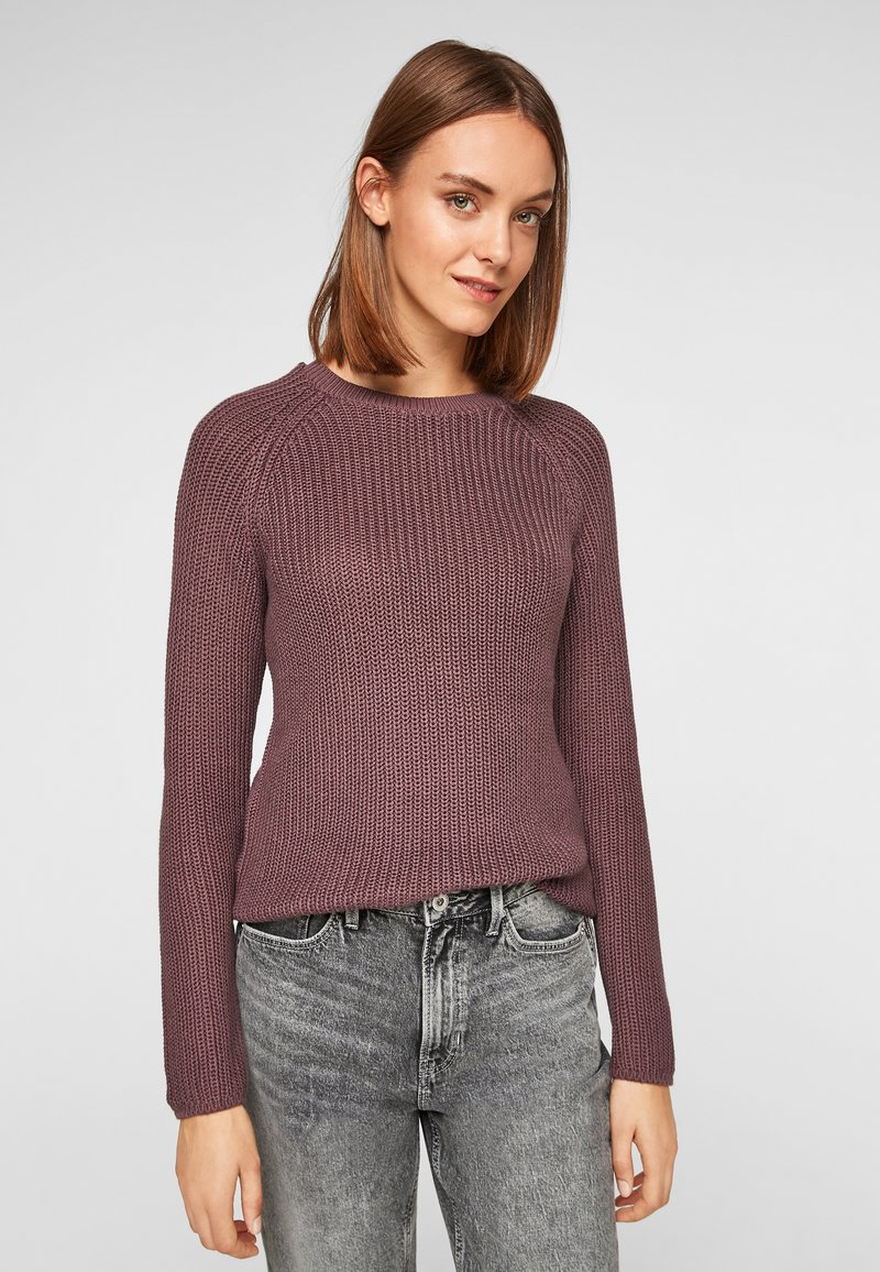QS by s.Oliver - Jumper - purple