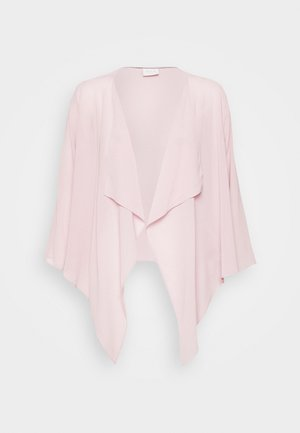 VIALLI 3/4 COVER UP - Blazer - pale mauve
