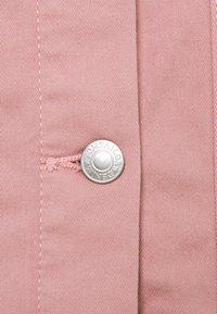 TOM TAILOR DENIM - RIDERS JACKET - Denim jacket - cozy rose - 2