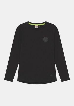 JEASI - Pitkähihainen paita - deep black