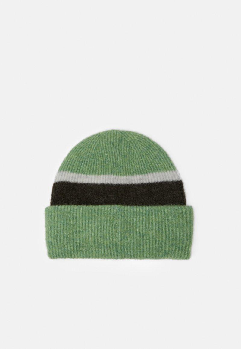 Samsøe Samsøe - NOR HAT - Čepice - green
