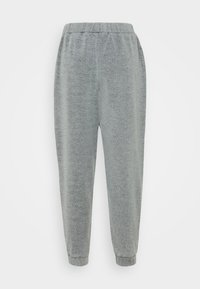 SIKSILK - BRUSHED JOGGER - Tracksuit bottoms - washed grey - 1