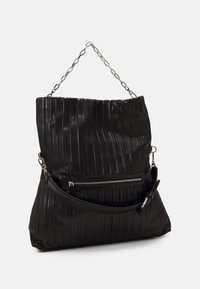 KARL LAGERFELD - KUSHION FOLDED TOTE - Tote bag - black - 3
