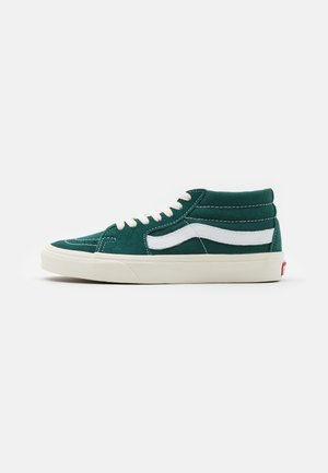 SK8 MID UNISEX  - High-top trainers - bistro green/marshmallow