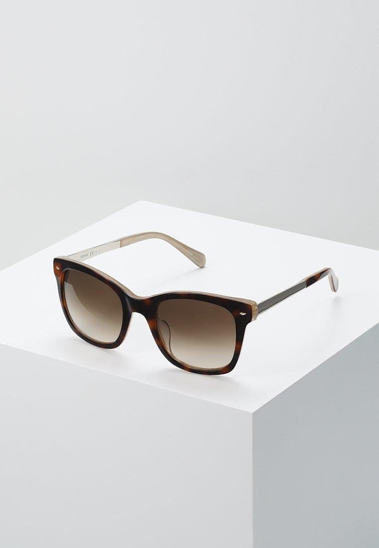 Fossil - Sunglasses - havanbeig