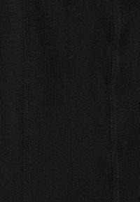 rag & bone - FLAME HOODIE - Pullover - black - 2