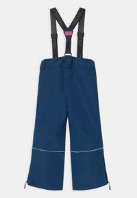 TrollKids - KIDS HOLMENKOLLEN SNOW SLIM FIT UNISEX - Zimní kalhoty - mystic blue - 1