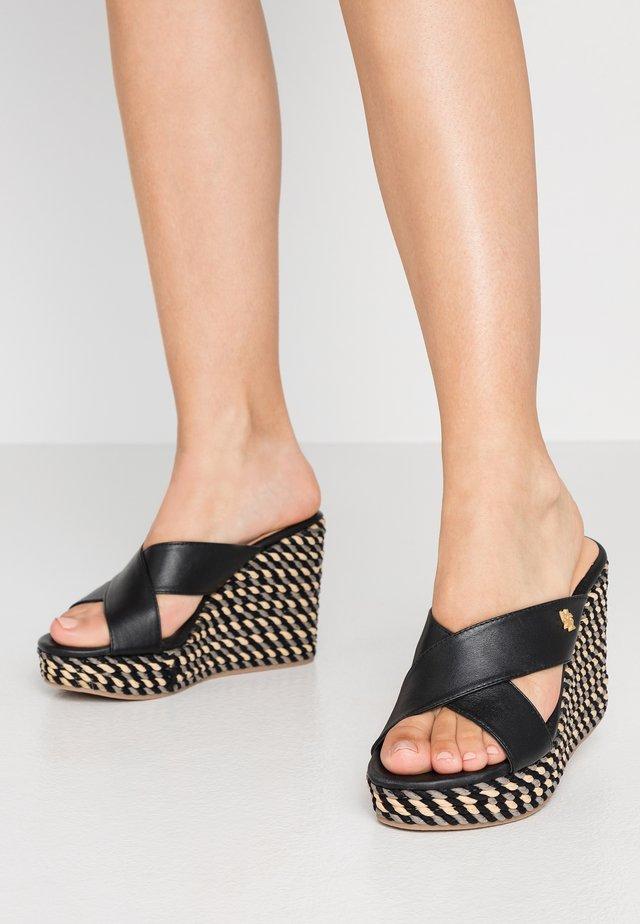 ENA - Sandaler - black