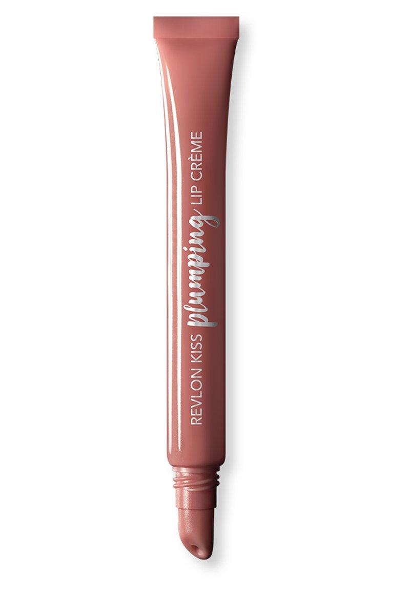 Revlon - KISS PLUMPING LIP CREME - Lip plumper - N°525 barely blush