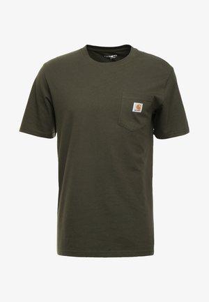 Basic T-shirt - cypress