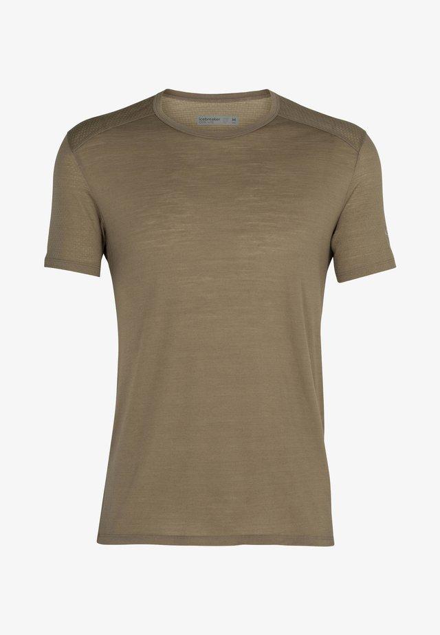 T-shirt basic - flint