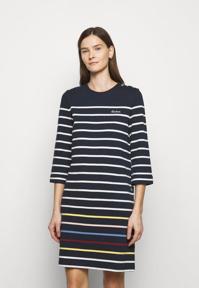 LONGSHORE DRESS - Korte jurk - navy