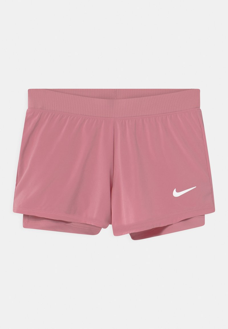 Nike Performance - Sports shorts - elemental pink/white
