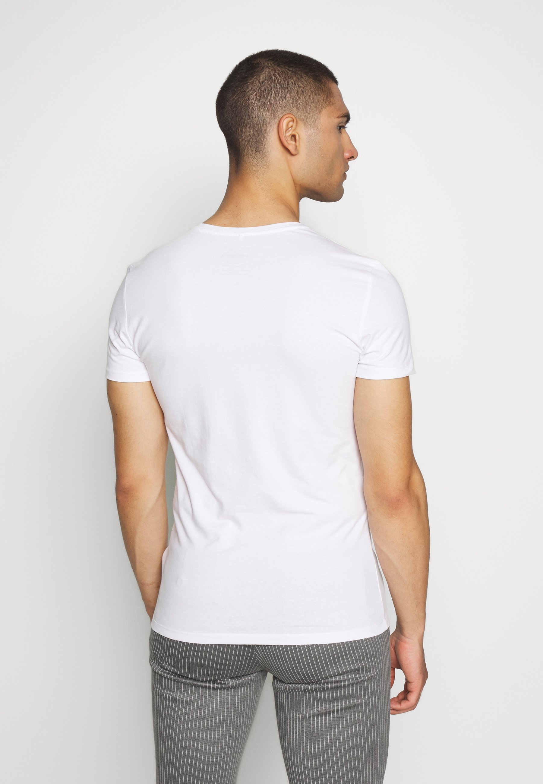 Blend BHNICO TEE - Basic T-shirt - white 4Ad6A