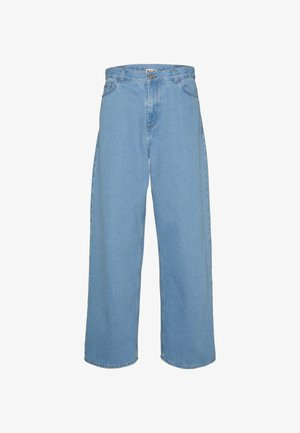 UNISEX FUNNY  - Jeans relaxed fit - denim