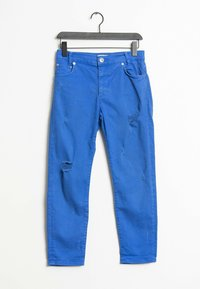 sandro - Straight leg jeans - blue - 0