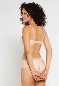 Chantelle - FESTIVITE SEXY - Triangle bra - beige - 2