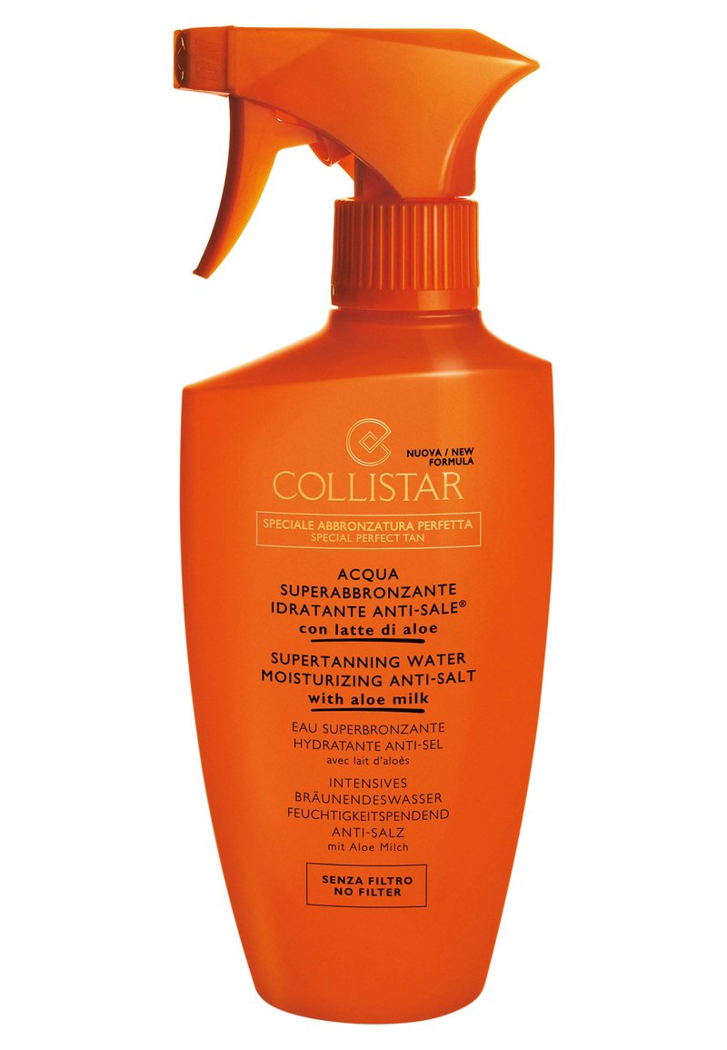 Collistar - SUPERTANNING WATER MOISTURIZING ANTI-SALT WITH ALOE MILK - Sun protection - -