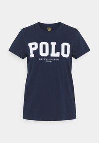 Polo Ralph Lauren - Triko spotiskem - cruise navy - 5