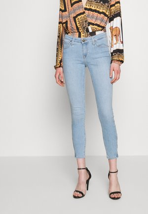 SCARLETT CROPPED - Jeans Skinny Fit - light coroval