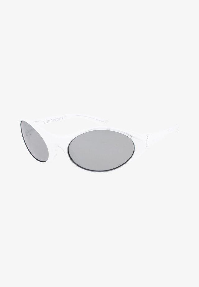 LARSEN - Solglasögon - metalic silver