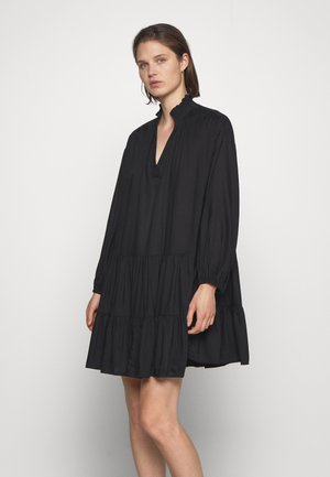 DRESS INES - Kjole - black