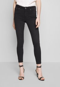 Pieces - PCDELLY NOOS - Jeans Skinny Fit - black - 0