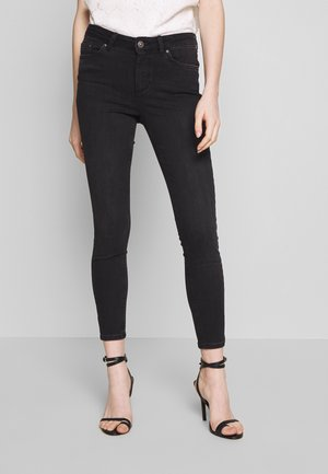 PCDELLY NOOS - Jeans Skinny Fit - black