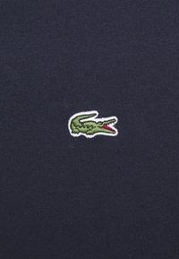 Lacoste - TH5139 - Print T-shirt - navy blue - 4