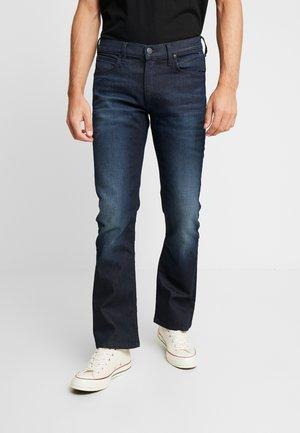 TRENTON - Bootcut jeans - shrewd blue