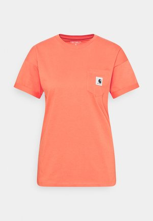 POCKET - T-shirts print - shrimp