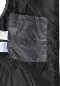 Blend - MILANDRO - Waistcoat - ebony grey - 4
