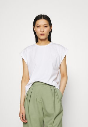 JAX - Basic T-shirt - white