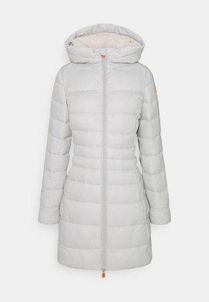 GIGA RAVEN - Winter coat - frozen grey