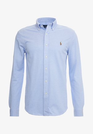 Shirt - harbor island blue/white
