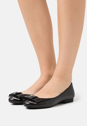 BELLE FLEX - Ballerinaskor - black